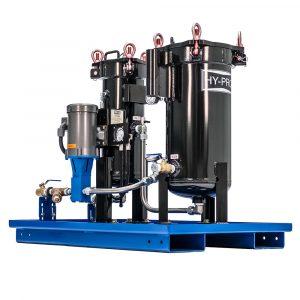 FSTO Turbine Oil Varnish Removal Systems